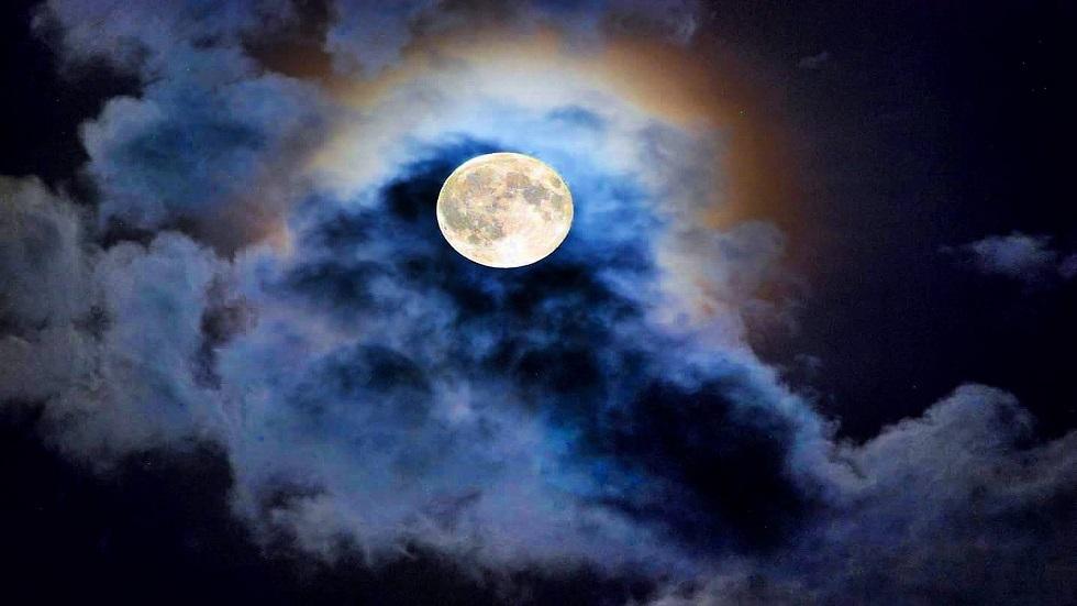 القمر الكامل