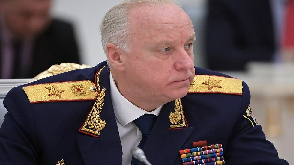 رئيس لجنة التحقيق الروسية ألكسندر باستريكين