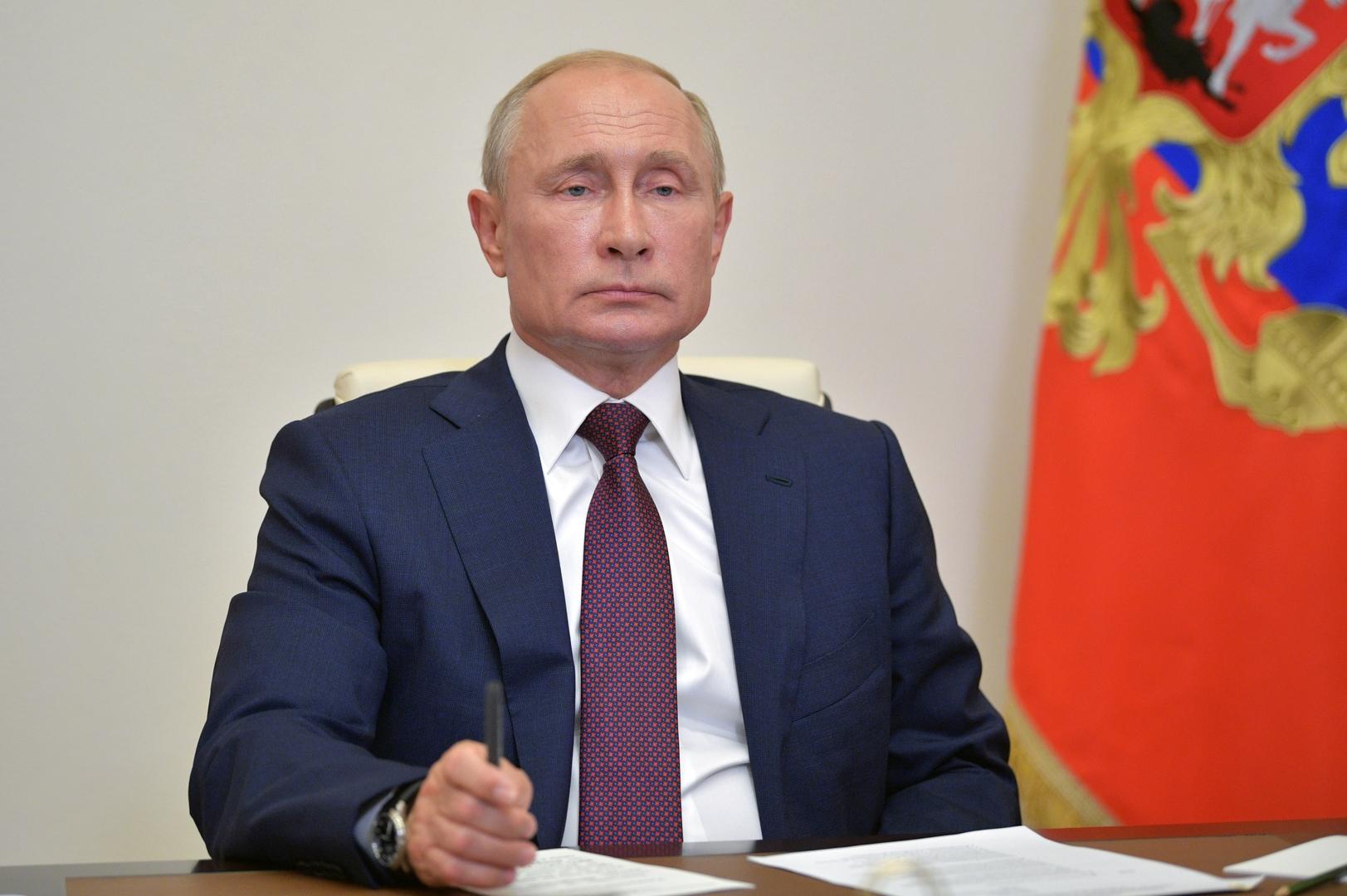 بوتين: لا يوجد في روسيا تمييز عرقي أو جنسي