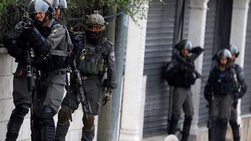 قوات الأمن الإسرائيلي - أرشيف