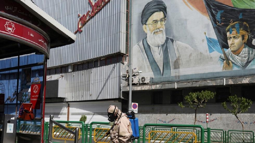 إيران.. 8 أقاليم من أصل 31 باللون الأحمر بسبب كورونا