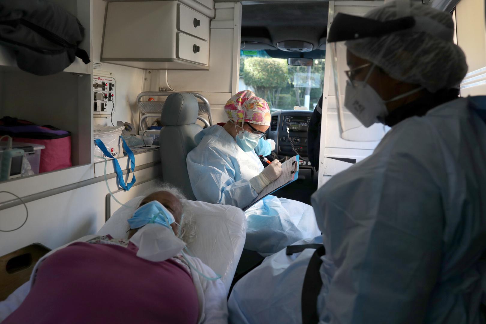 البرازيل تقترب من عتبة الـ1.5 مليون إصابة بكورونا