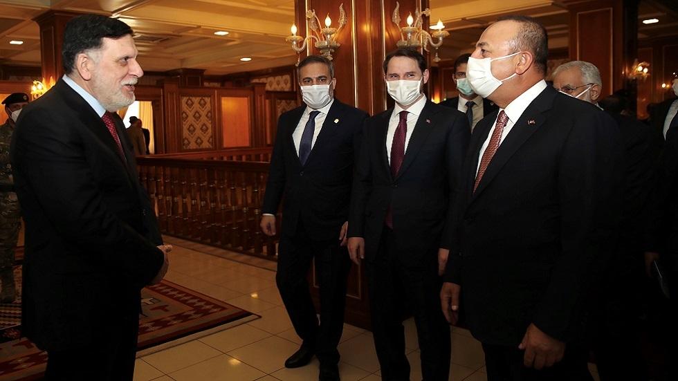 تركيا تتدخل في تعيين قائد الاستخبارات الليبي