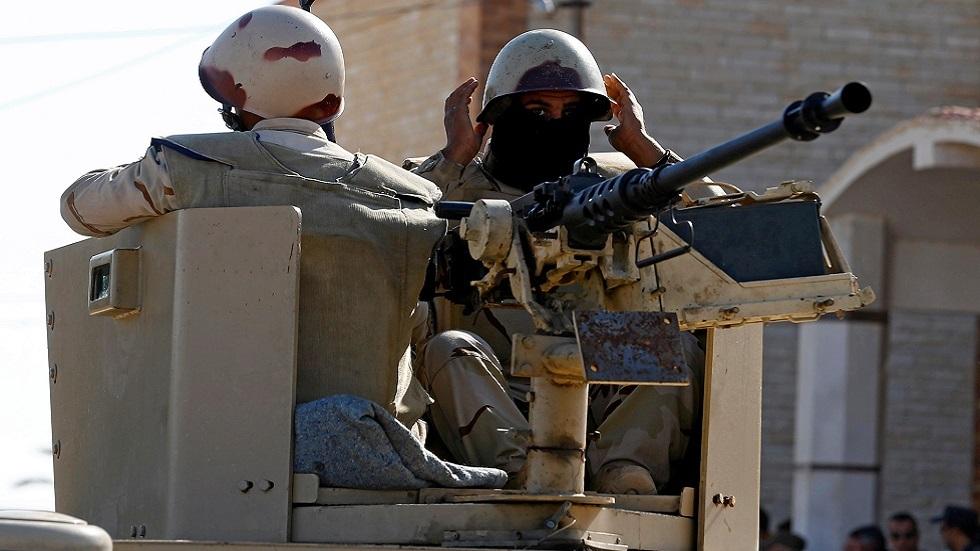 الأمن الوطني المصري يقضي على أربعة عناصر إرهابية متورطة في قتل ثلاثة مدنيين