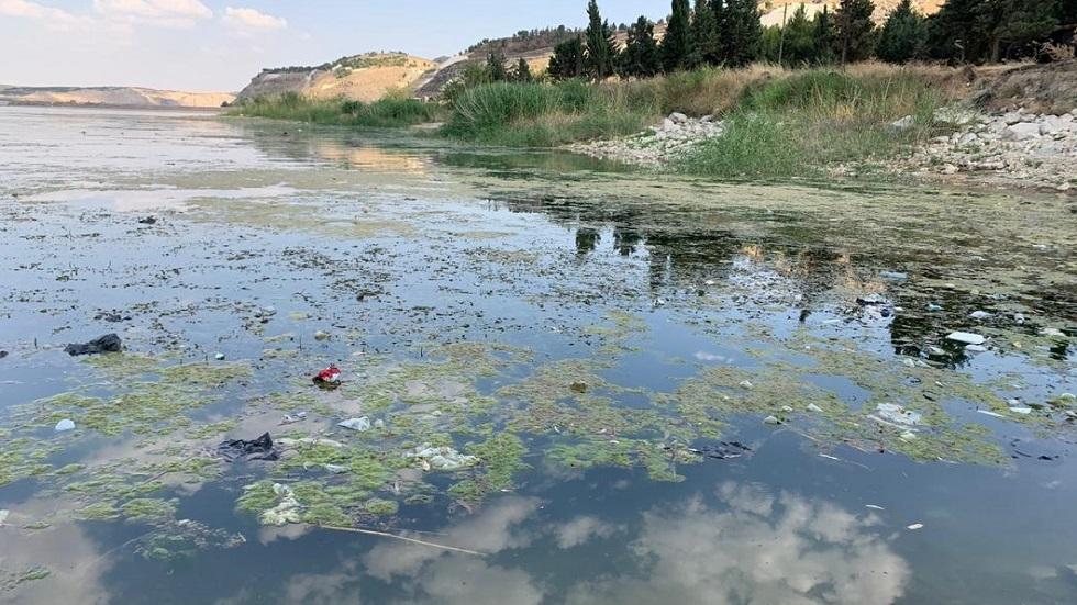 نهر الفرات في سوريا