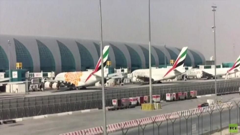 إجراءات الإمارات في استئناف حركة الطيران