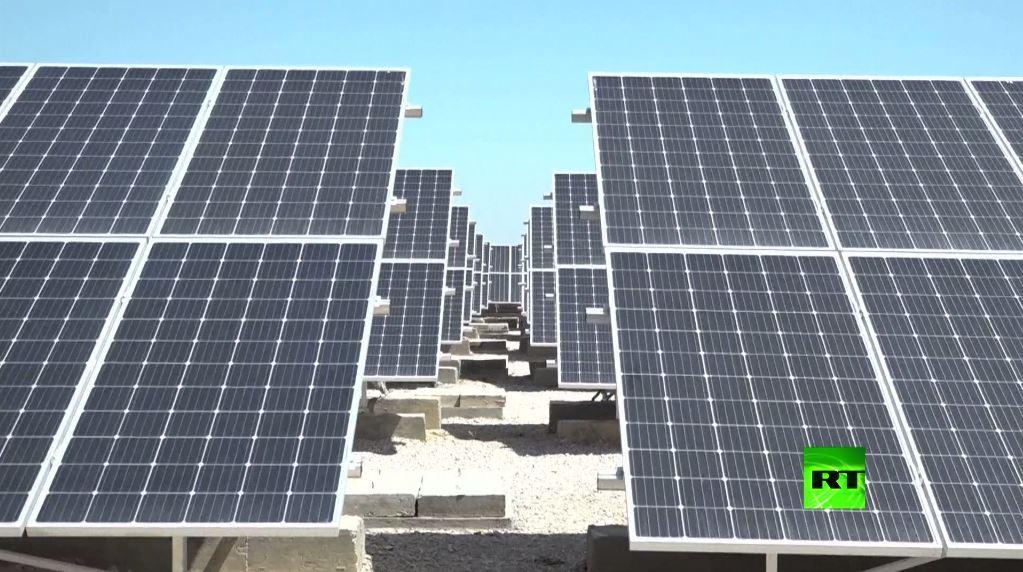 تدشين أول محطة للطاقة الشمسية في تونس