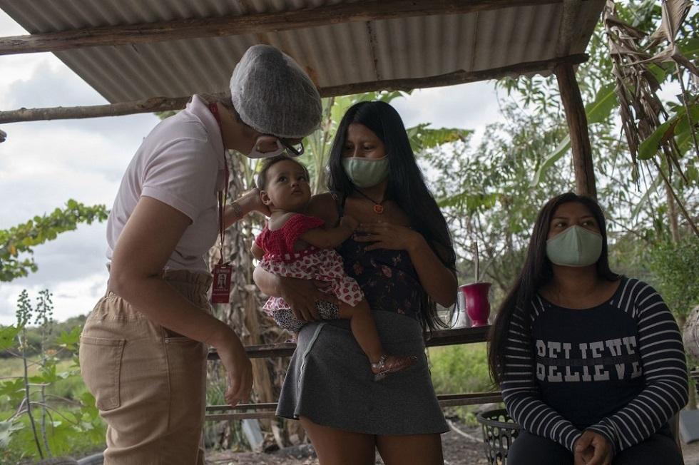 البرازيل تسجل أكثر من ألف وفاة ونحو 38 ألف إصابة جديدة بكورونا
