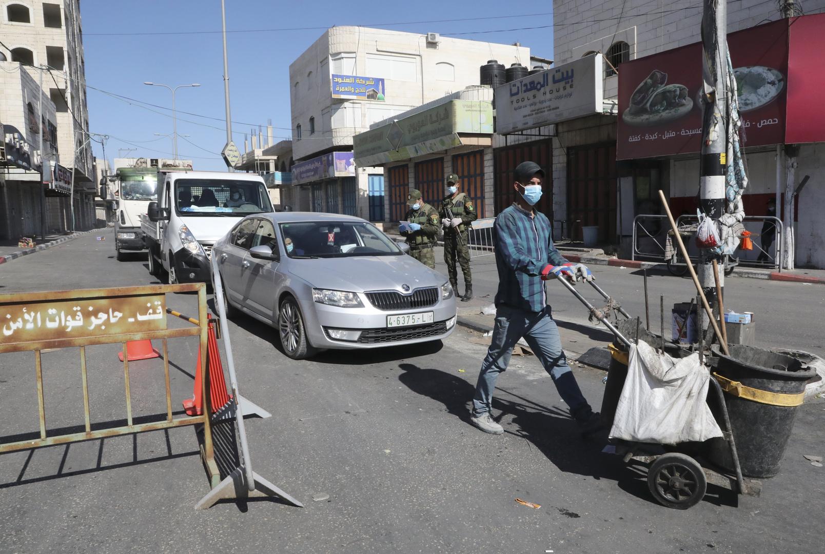 الصحة الفلسطينية: الوضع الوبائي في الخليل