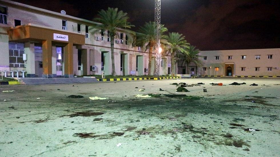 طرابلس: 190 طالبا من كلية عسكرية تعرضت لقصف قوات حفتر يستكملون دراستهم بتركيا