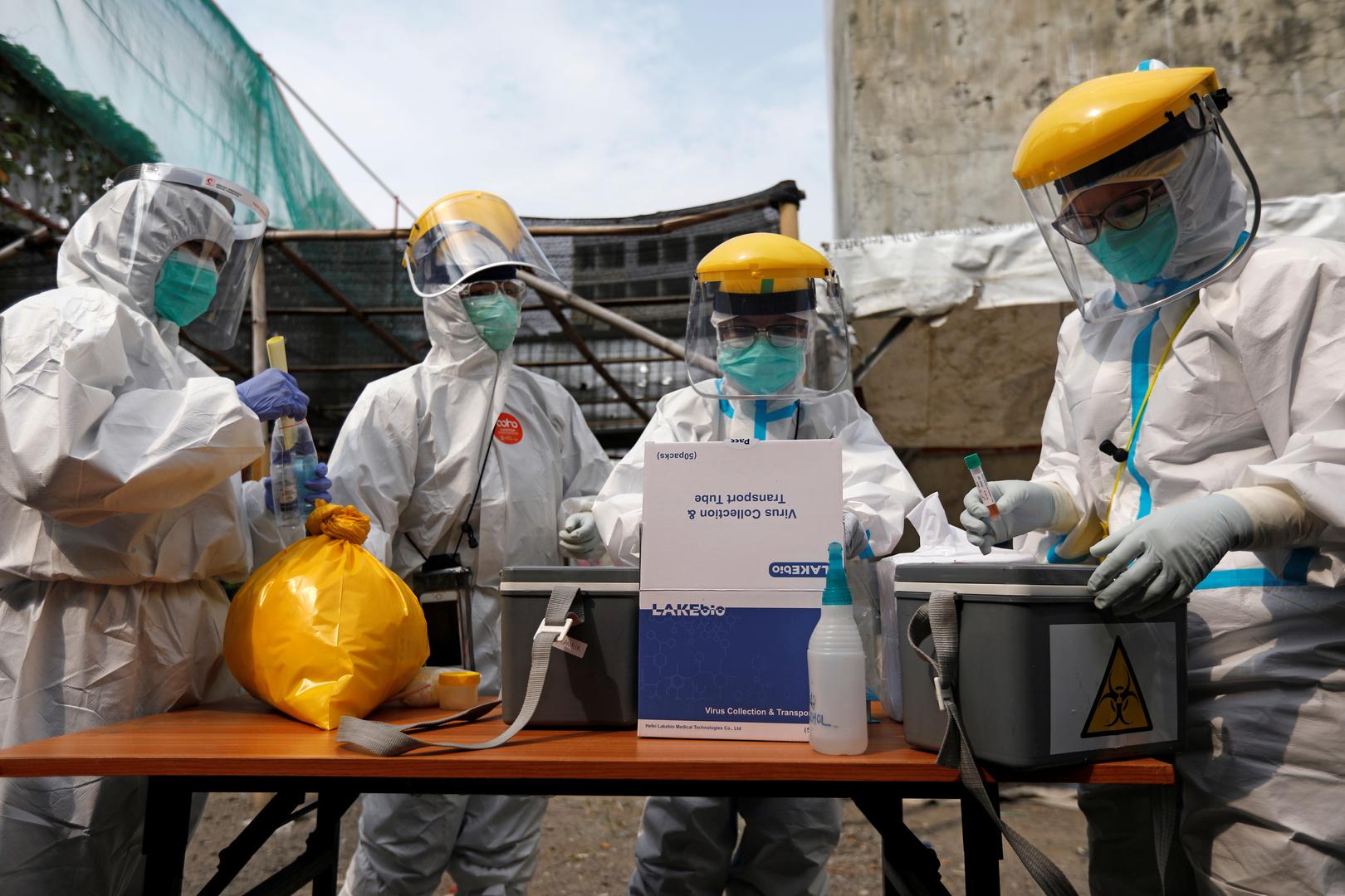 إندونيسيا تسجل ارتفاعا قياسيا للوفيات بفيروس كورونا
