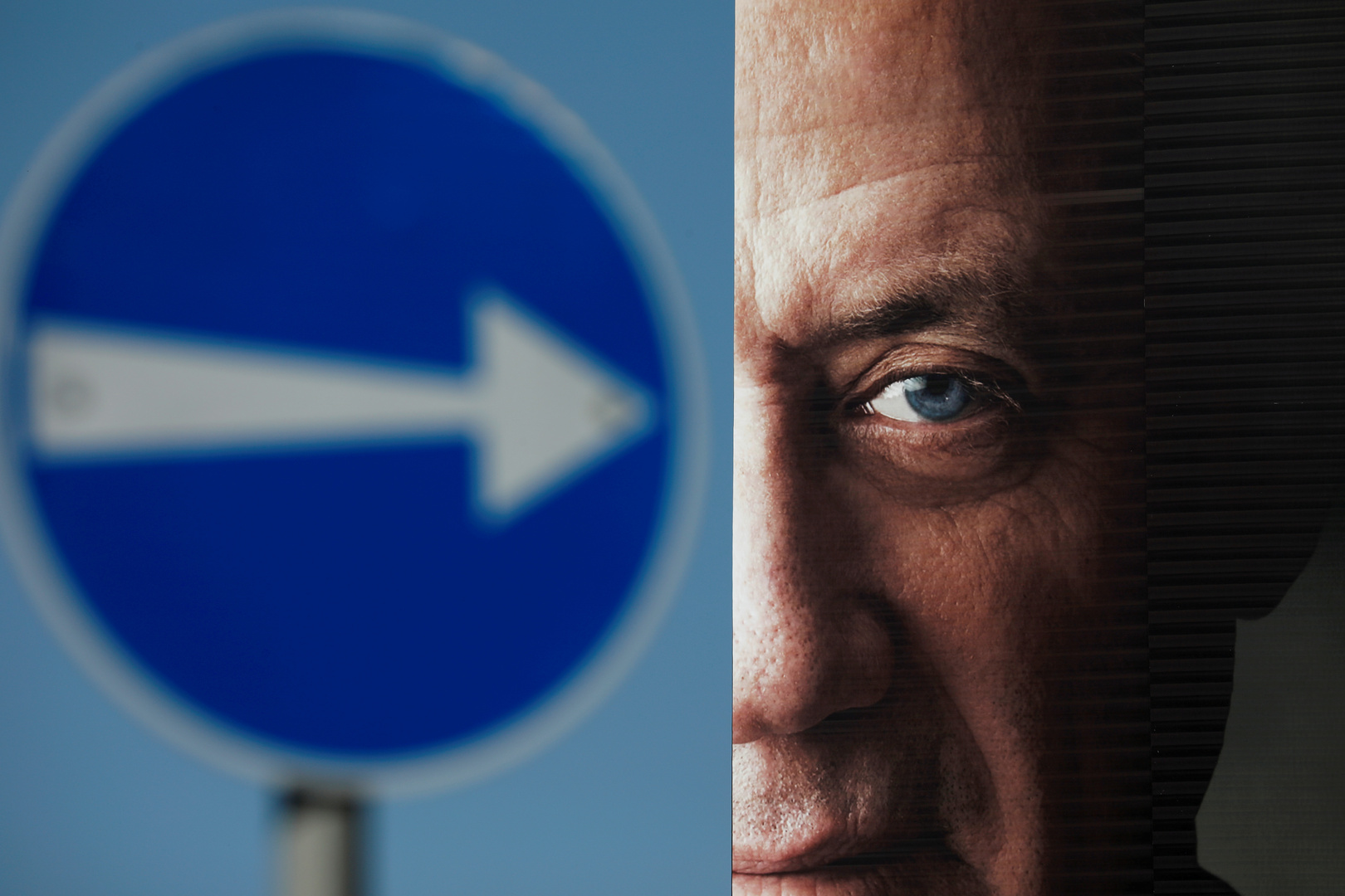غانتس: إسرائيل لا تقف بالضرورة وراء كل حادث غامض في إيران