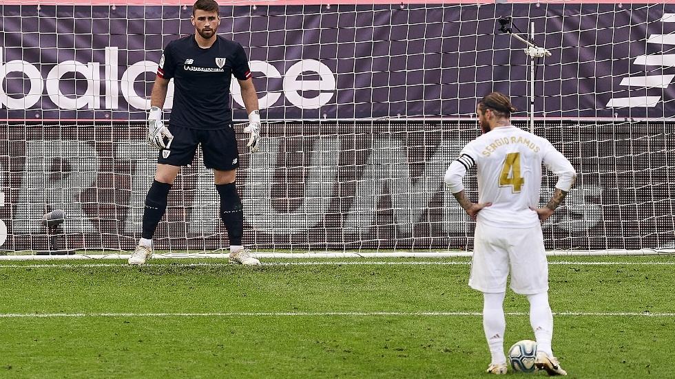 شاهد.. راموس ينقذ ريال مدريد مجددا من ضياع النقاط