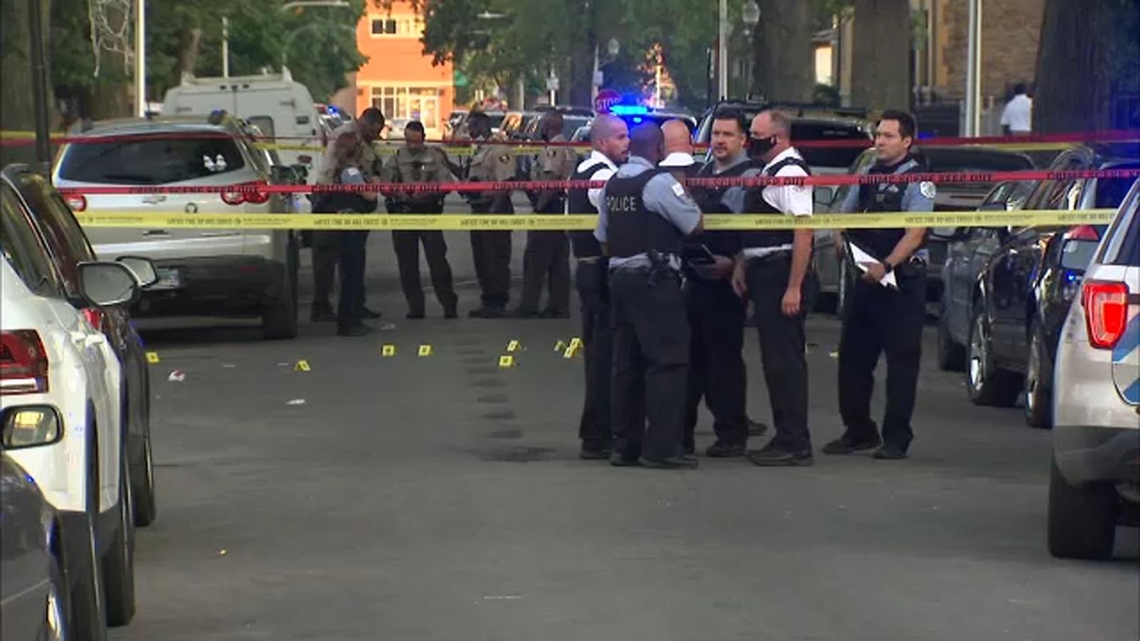 مقتل 4 أشخاص بإطلاق نار في شيكاغو