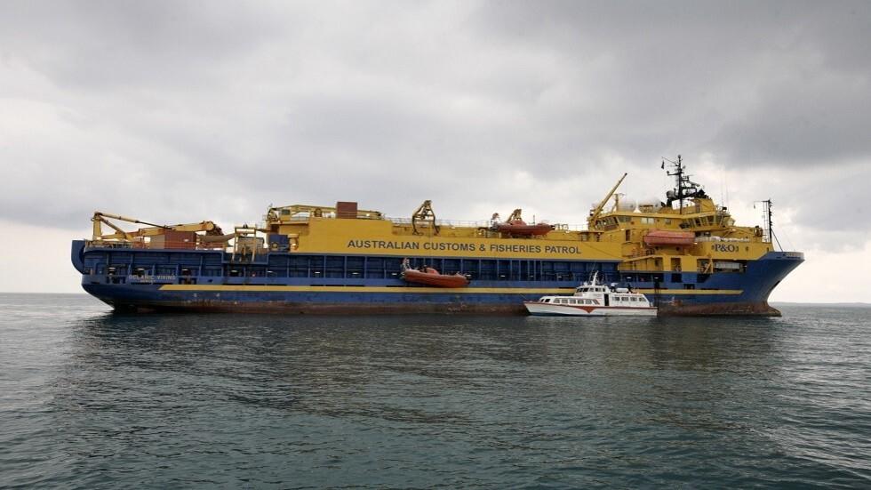 طوارئ على سفينة