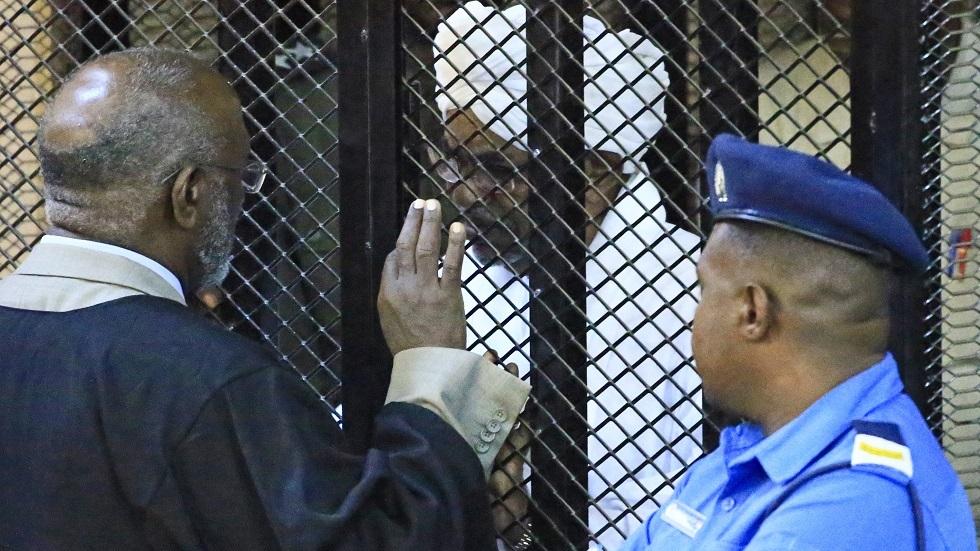الرئيس السوداني المعزول عمر البشير - أرشيف