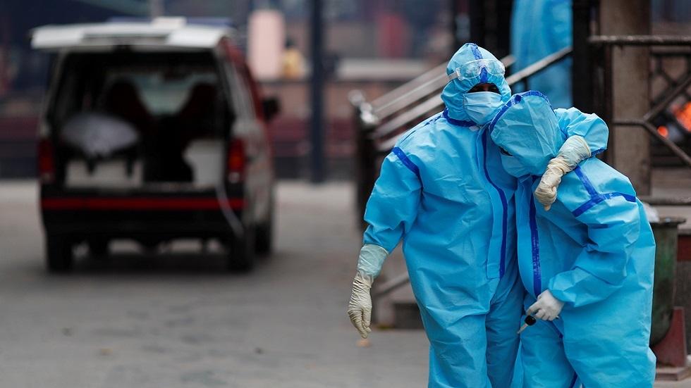 تفشي فيروس كورونا في الهند