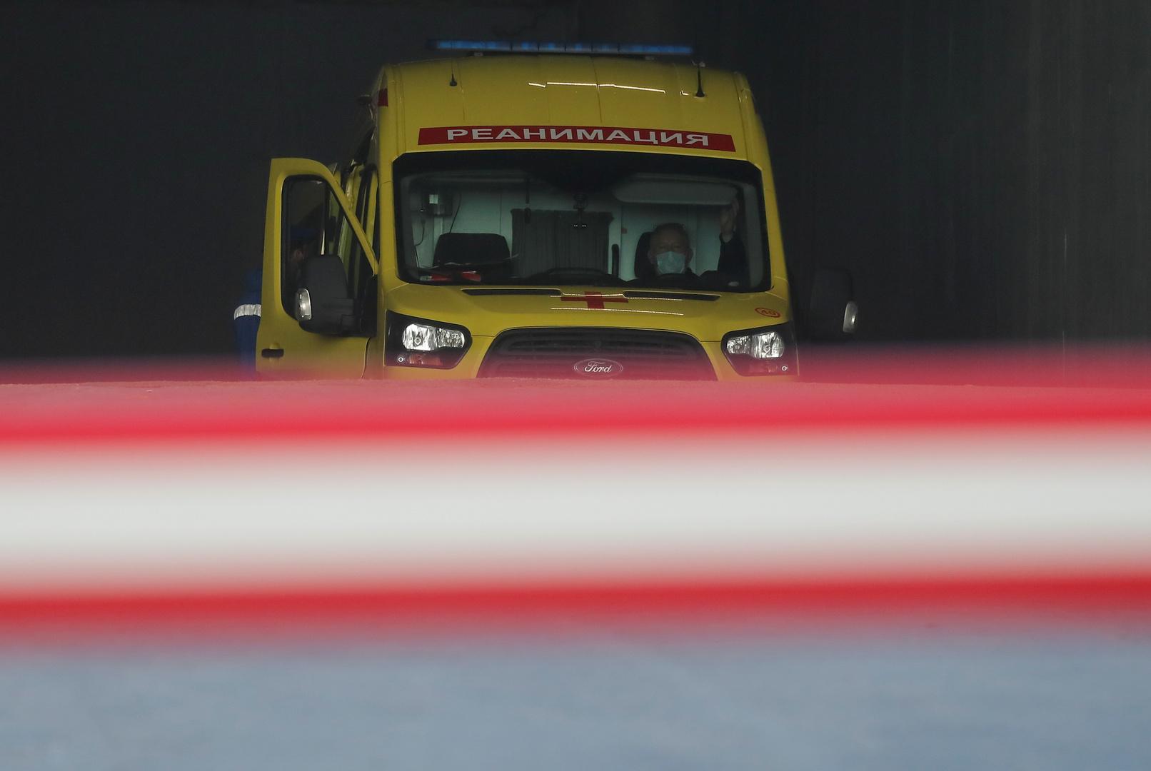 كورونا في روسيا.. 135 وفاة خلال يوم واستقرار ثابت في الإصابات