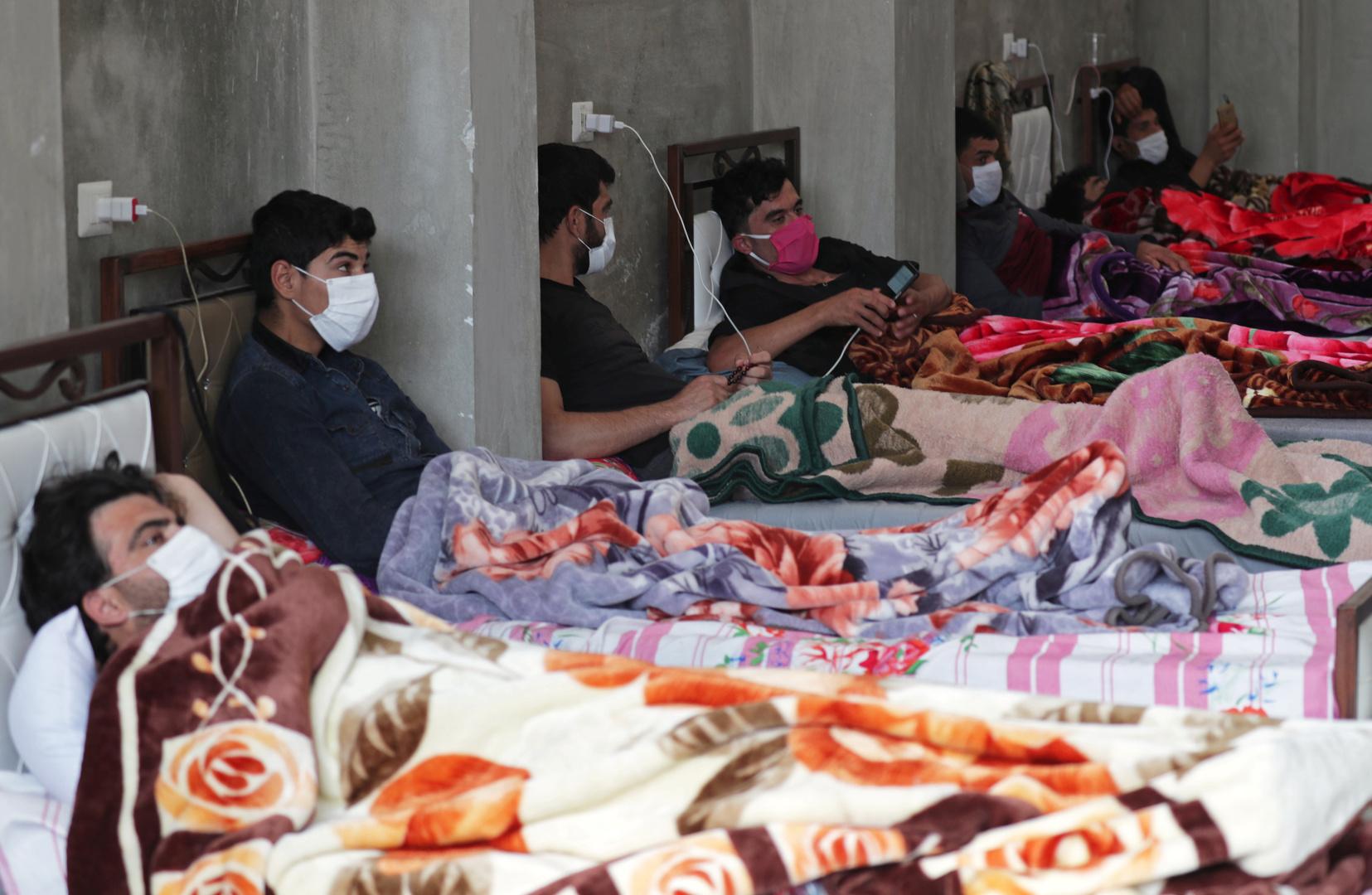 سوريا.. وفاة و14 إصابة جديدة بكورونا -