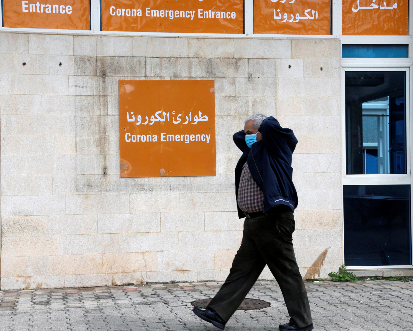 تراجع إصابات كورونا في لبنان والأردن