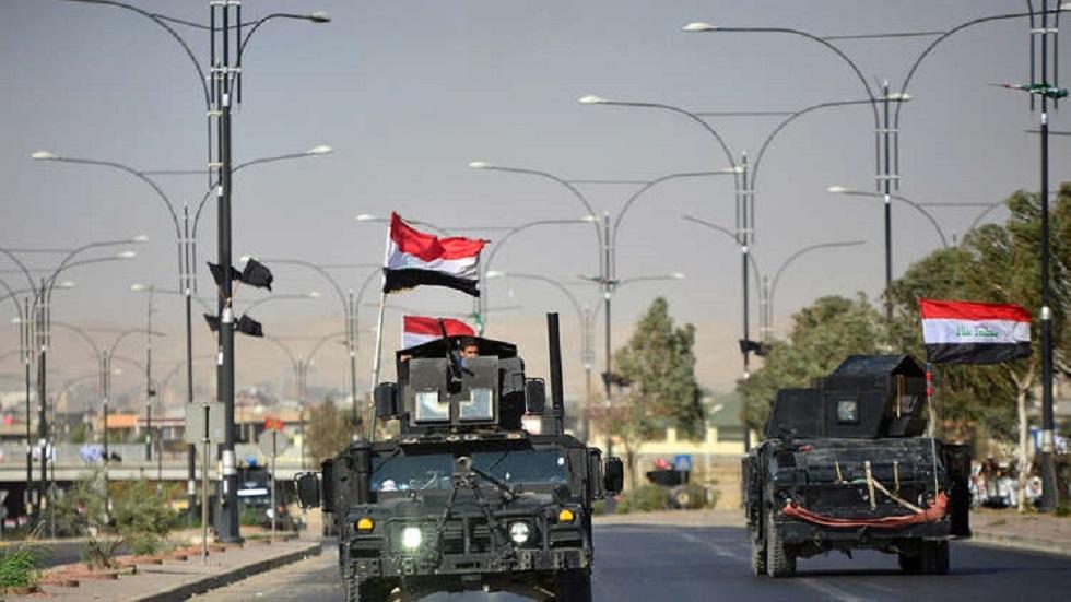 القوات الأمنية العراقية في محافظة كركوك شمالي البلاد - أرشيف