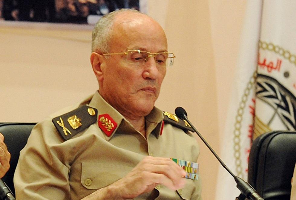 وزير الإنتاج الحربي المصري الراحل الفريق محمد العصار