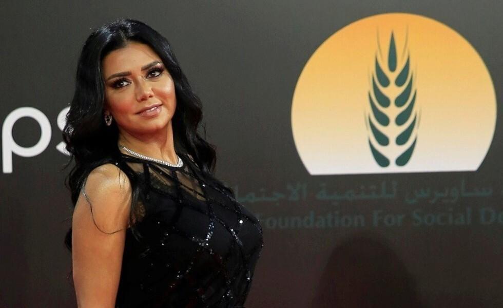 الفنانة المصرية رانيا يوسف