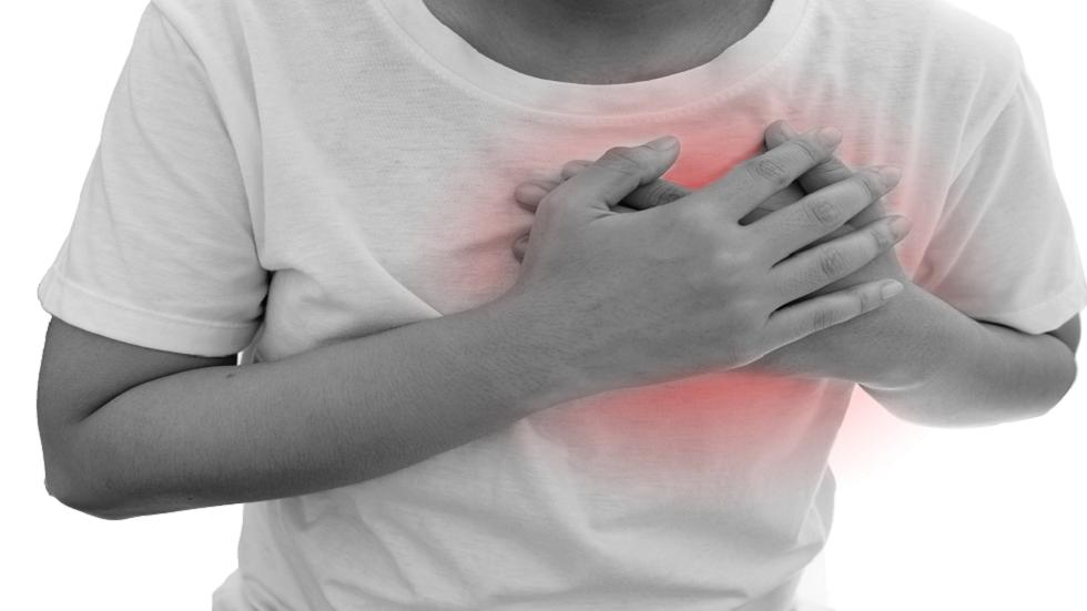 4 مشكلات معوية قد تدل على خطر الإصابة بنوبة قلبية