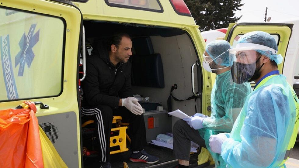 فلسطين.. 306 إصابات ووفاة واحدة جديدة بكورونا