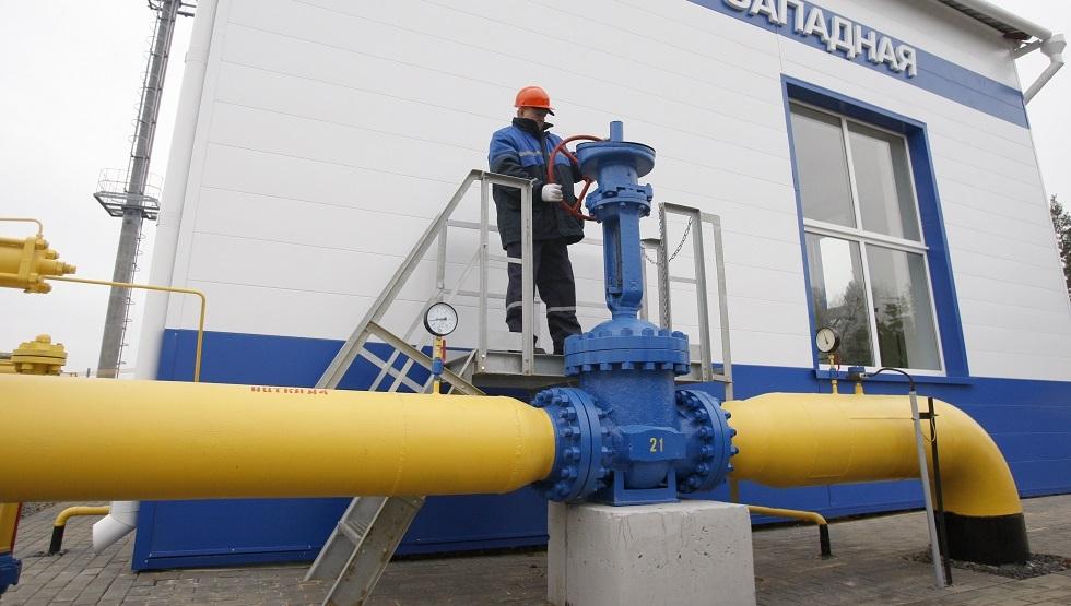هبوط الغاز الروسي إلى ما دون الـ100 دولار للألف متر مكعبة