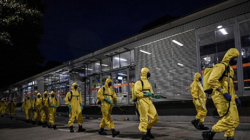 البرازيل تسجل ارتفاعا كبيرا في إصابات ووفيات كورونا خلال 24 ساعة