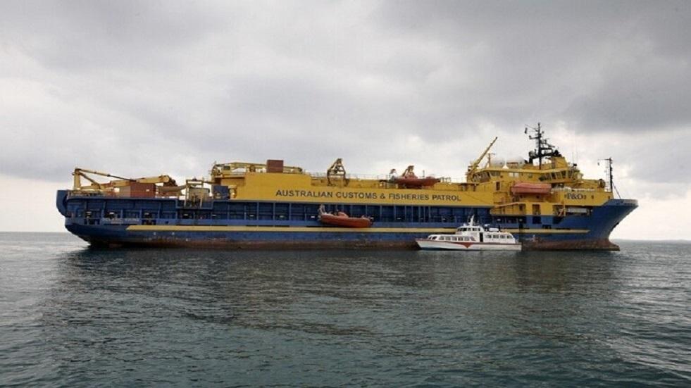 إيطاليا تفرض الحجر الصحي على سفينة