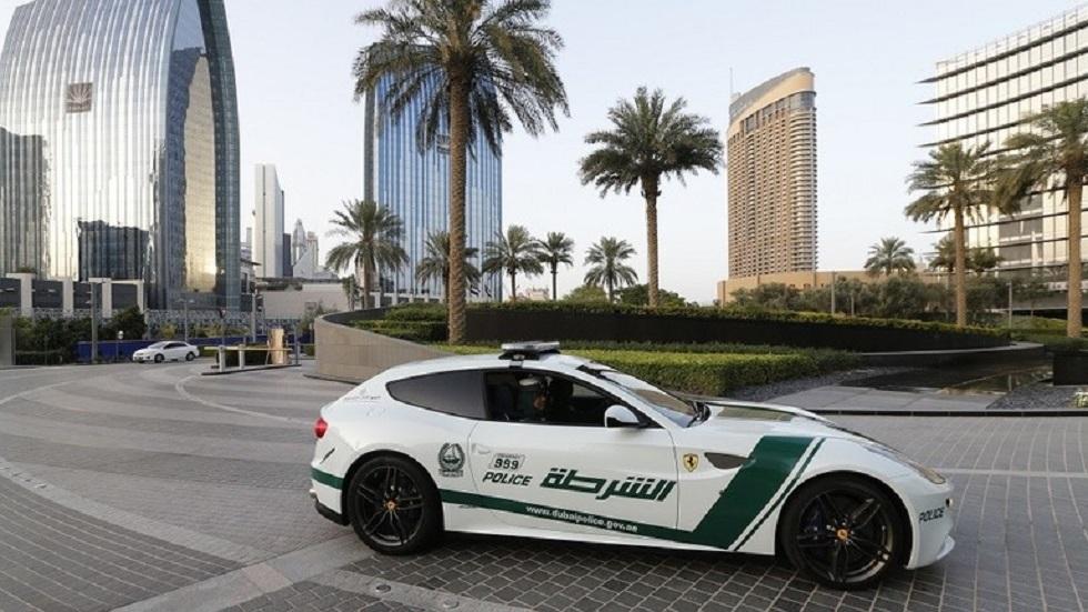 شرطة دبي - أرشيف