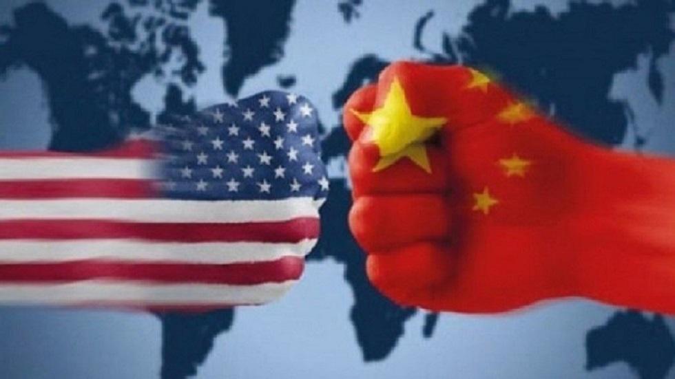 الصراع بين الصين والولايات المتحدة - أرشيف