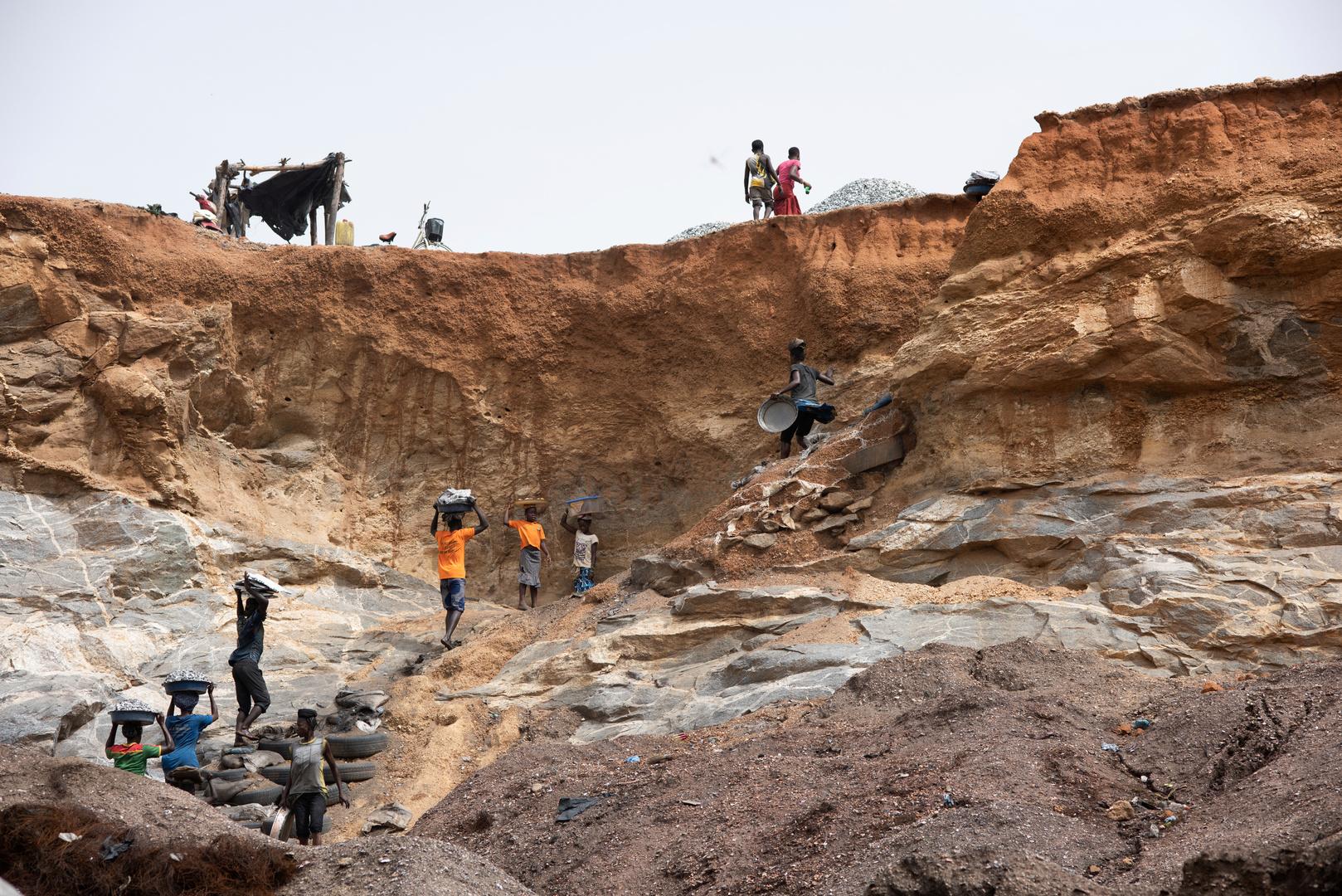 العثور على عشرات الجثث في بوركينا فاسو - RT Arabic
