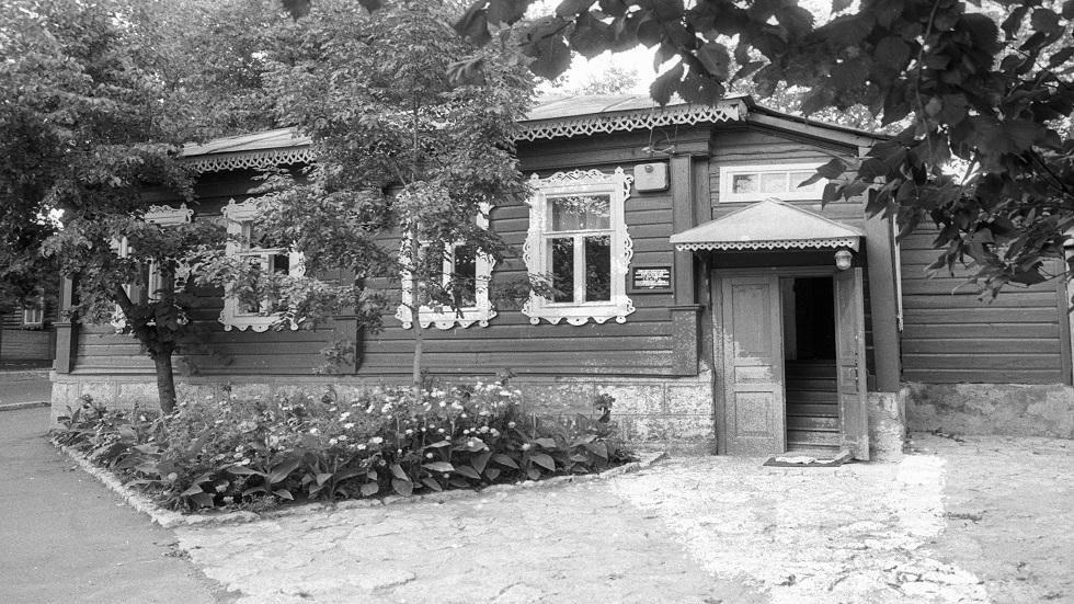 متحف بونين في مدينة يليتس