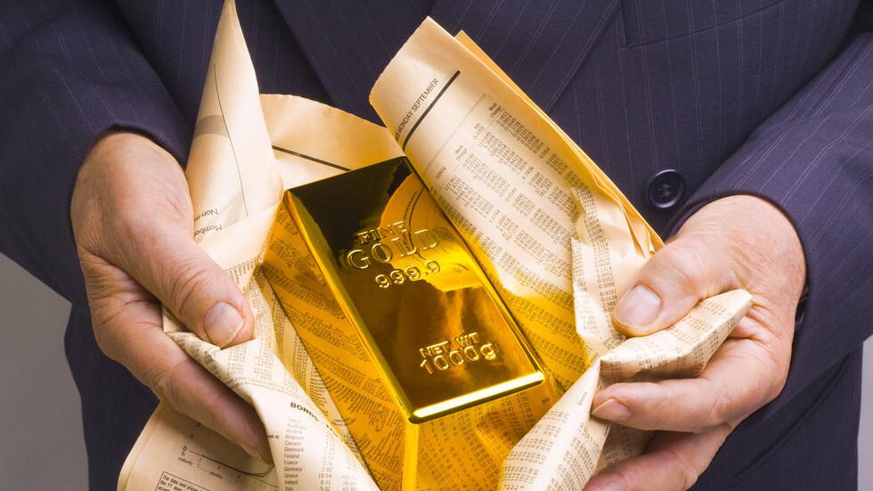 أسعار الذهب تسجل أعلى مستوى منذ 2011