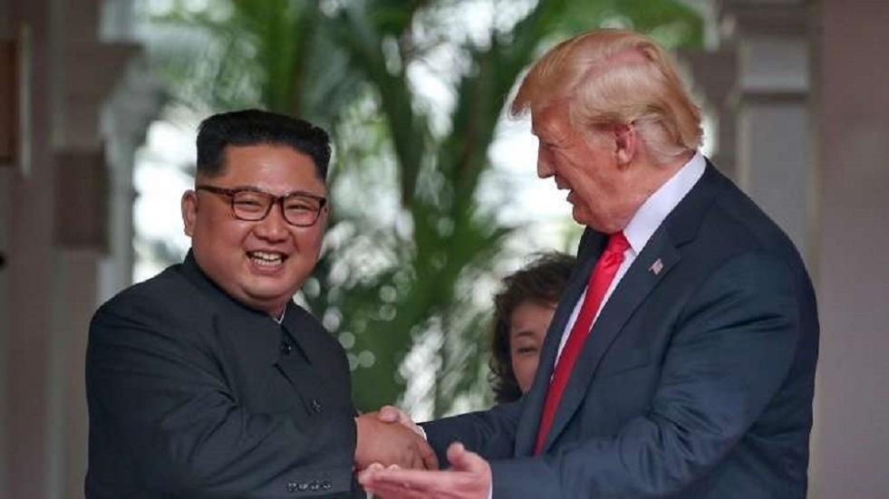 ترامب مستعد لعقد قمة أخرى مع كيم