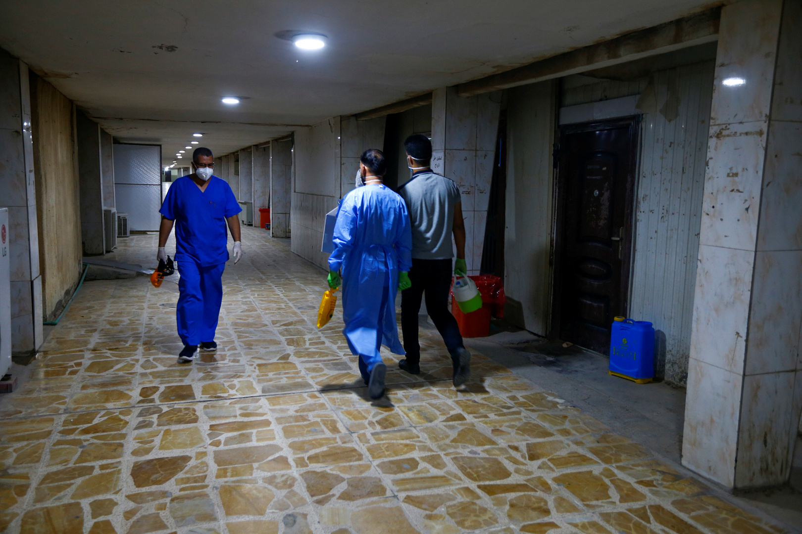العراق.. ارتفاع أعداد المصابين بفيروس كورونا
