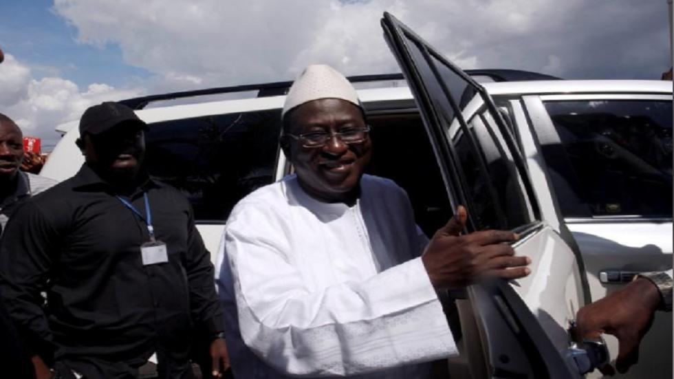 فرنسا تطالب بالإفراج عن زعيم المعارضة في مالي إسماعيل سيسي