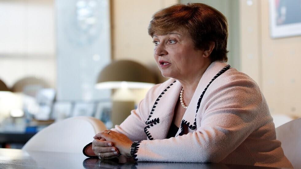 كريستالنيا جورجيفا مديرة صندوق النقد الدولي