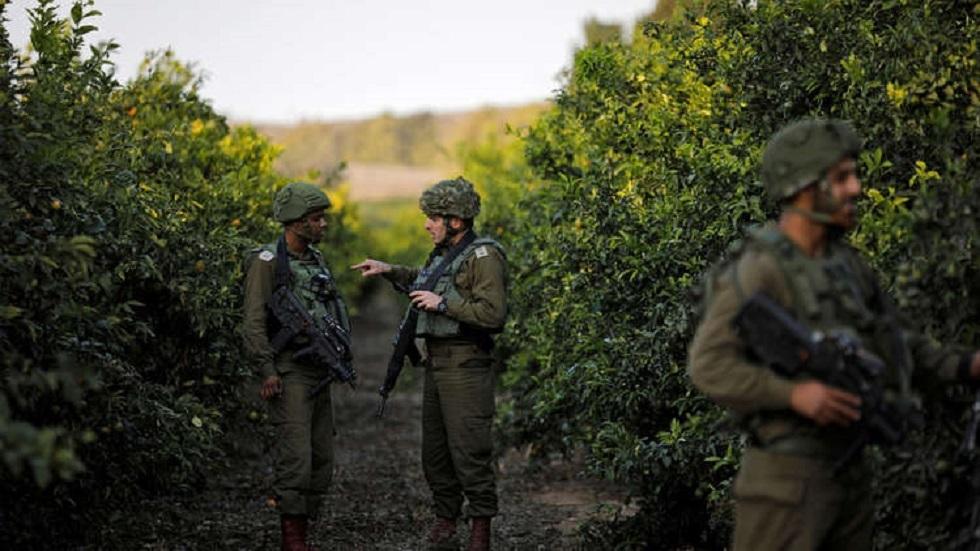 إدخال وحدة كاملة من الجيش الإسرائيلي إلى الحجر الصحي