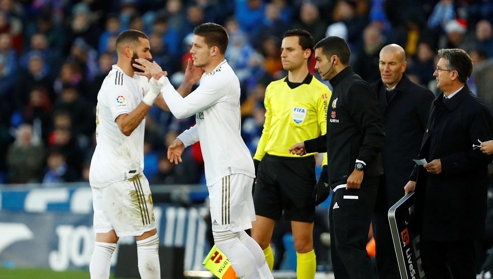 ريال مدريد يضطر لعزل أحد لاعبيه بسبب كورونا