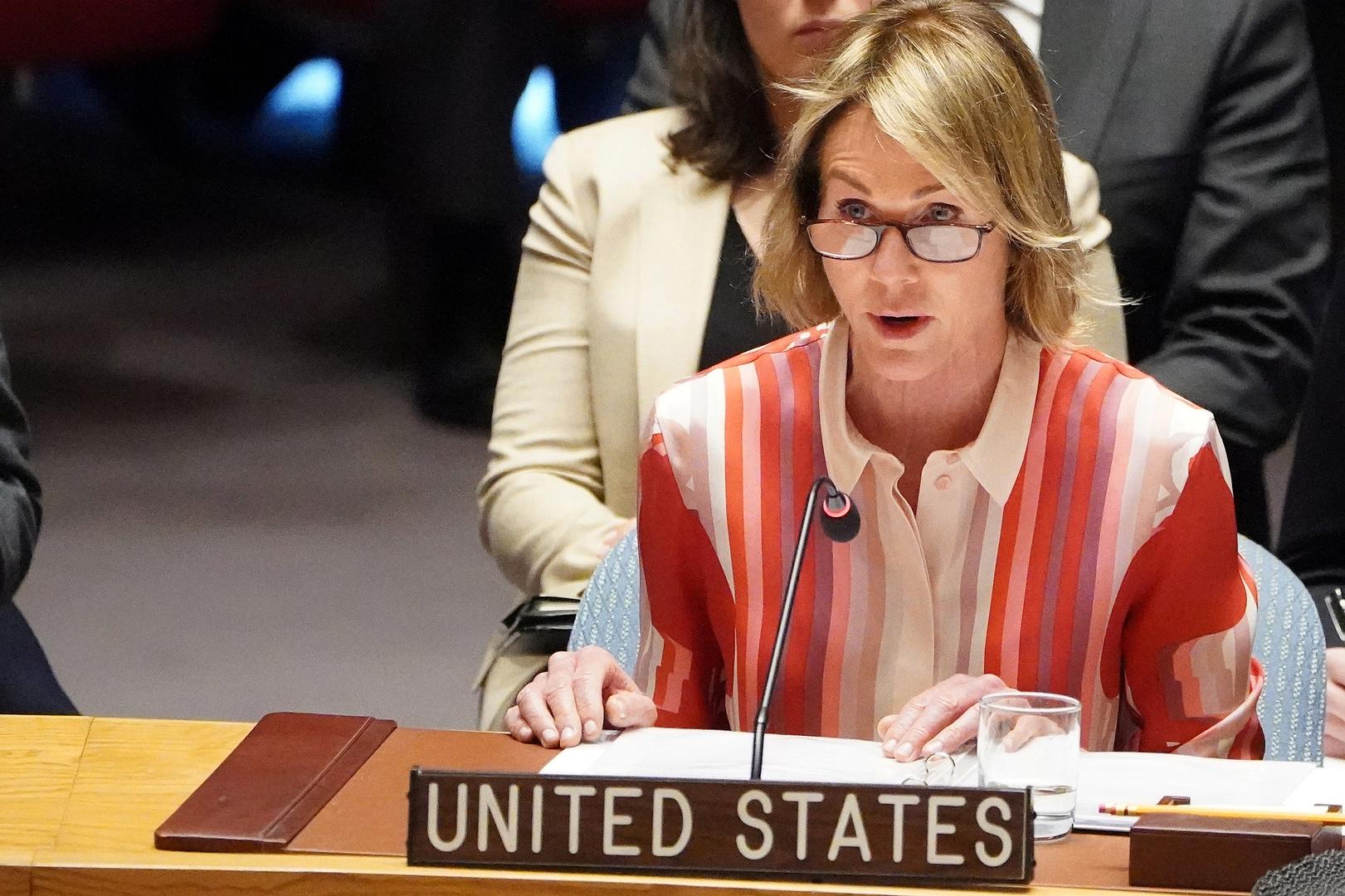 واشنطن تحرض ضد مشروع قرار روسي في مجلس الأمن لإيصال المساعدات لسوريا