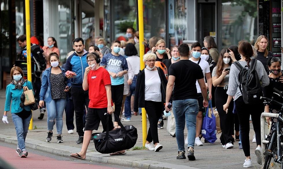 ألمانيا.. ارتفاع إجمالي إصابات كورونا إلى نحو 198 ألف حالة