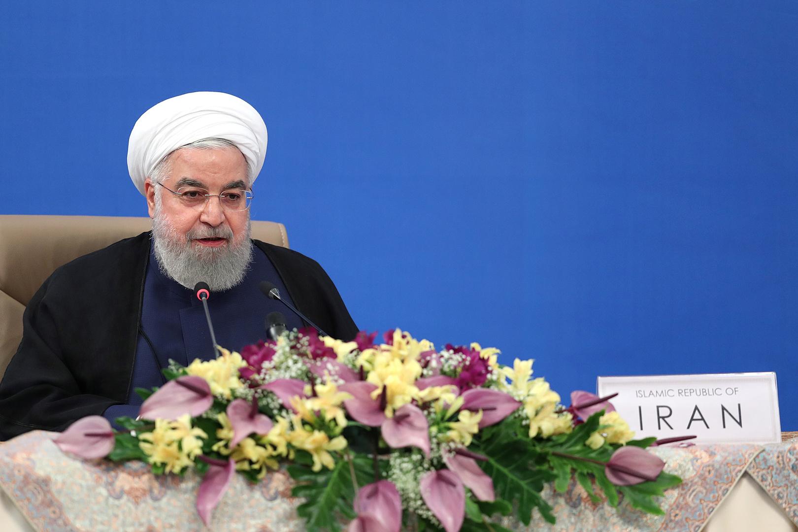 روحاني: نعاني لتأمين العملة الأجنبية