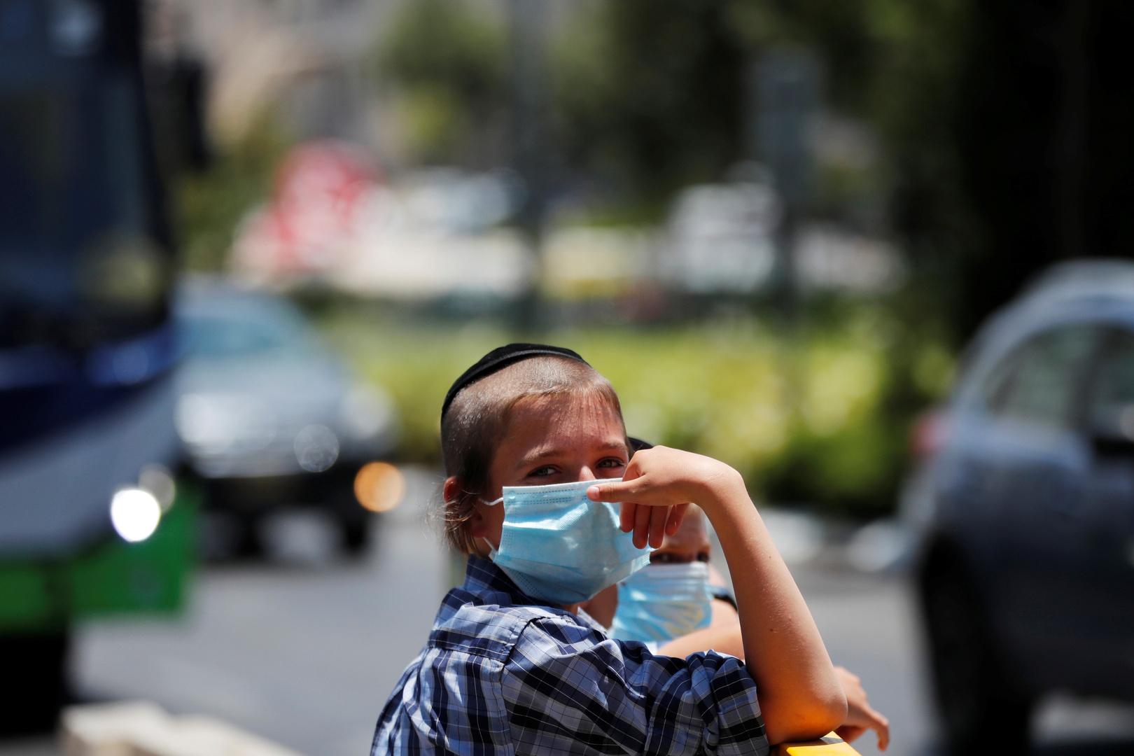 إسرائيل تسجل 1.2 ألف إصابة بكورونا خلال يوم وثالث وزير في حكومة نتنياهو يدخل الحجر الصحي