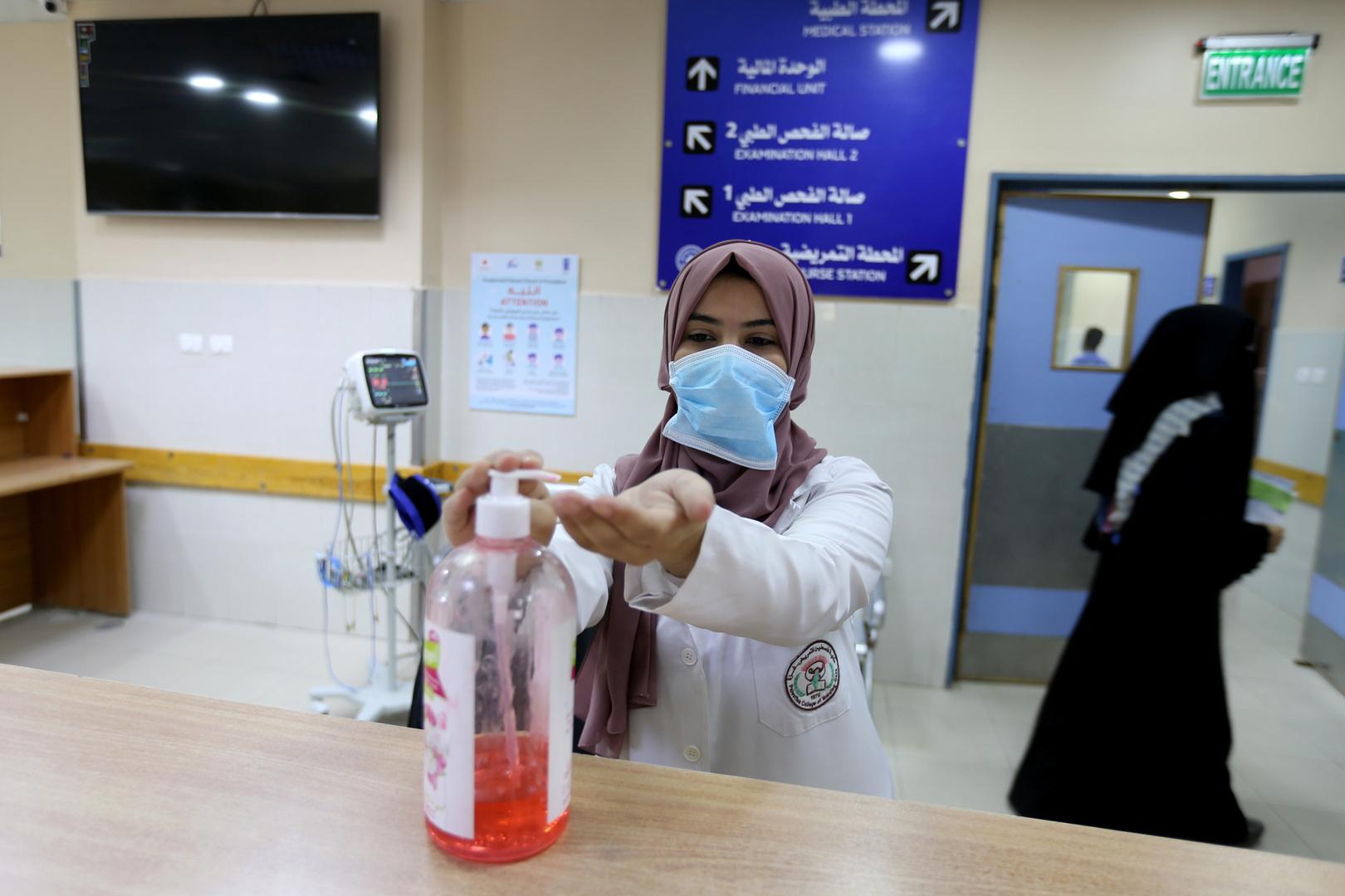فلسطين تسجل 262 إصابة بفيروس كورونا خلال <a href='/tags/174632-%D8%A7%D9%84%D8%B3%D8%A7%D8%B9%D8%A7%D8%AA'>الساعات</a> الـ24 الماضية