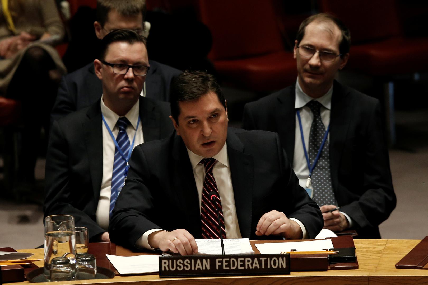 وزير الخارجية الروسي يعين مبعوثا خاصا جديدا للسلام في الشرق الأوسط