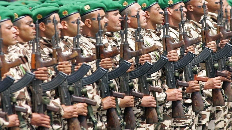 القوات المسلحة المغربية - أرشيف
